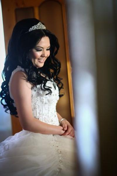 Свадебные прически дагестанских невест.фото